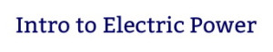 intro to electric power logo final