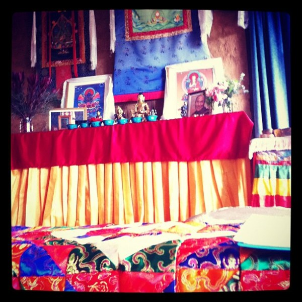 On Bodhicitta and Special Insight