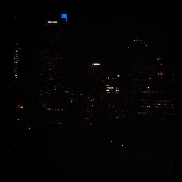 Night, Sydney...