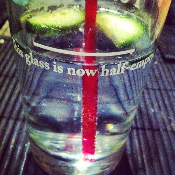 Pessimist's Glass