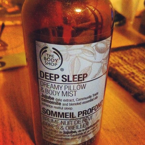 Deep Sleep...