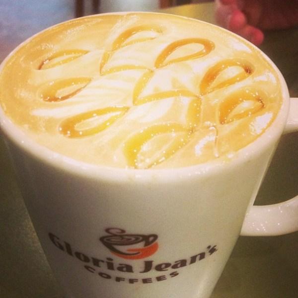 Coffee with Mum... :)