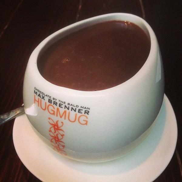 Dark Italian Thick Hot Chocolate
