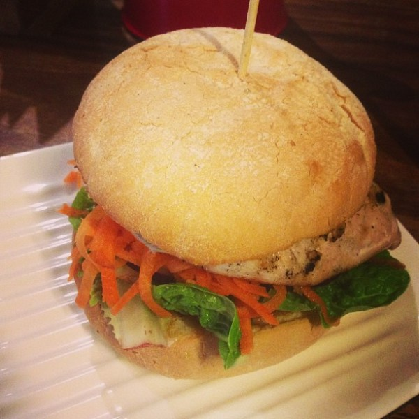 The Zen Hen (Burger)