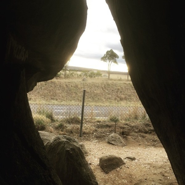 Inside Thunderbolt's Rock