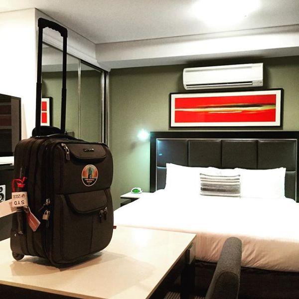 This weeks accommodation in Sydney @meritonsa