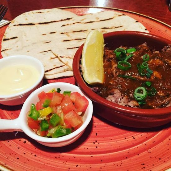 Pulled Beef Tortilla