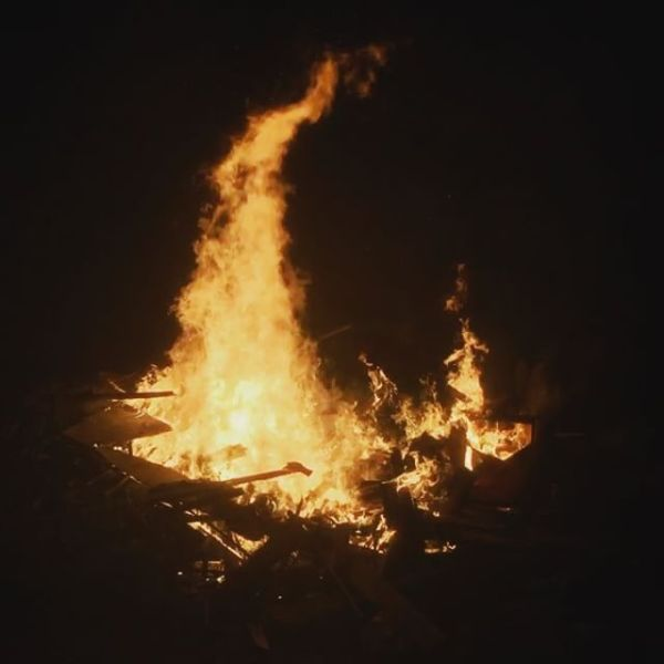 Sam & Scottie's Bonfire Party