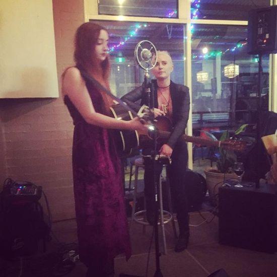 Tori Forsyth & Aleyce Simmonds