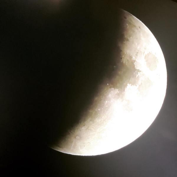 Lunar eclipse, blue moon, blood moon, super moon