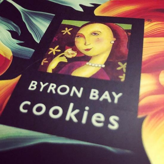 If we can have cookie dough flavoured ice cream, why can't we make cookie dough flavoured cookies?  @byronbaycookies