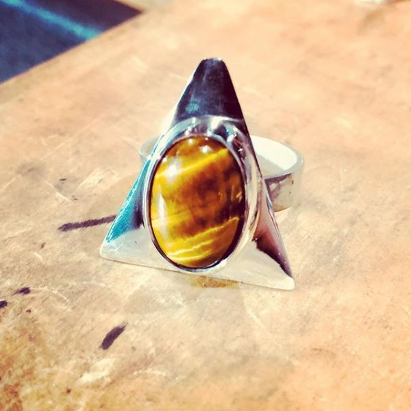 Tiger's Eye of Providence