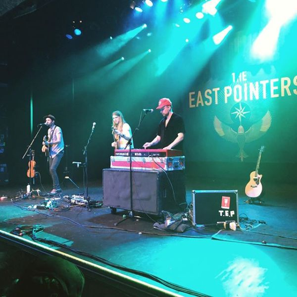 The East Pointers and Laura Hyde at The Tivoli @theeastpointers @thisislaurahyde