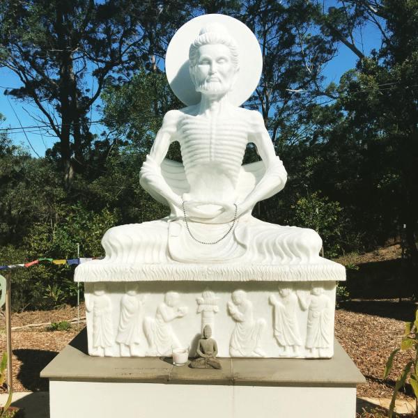 The Nalanda Masters Garden