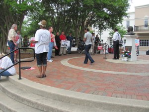 We Are One Rally in Pensacola