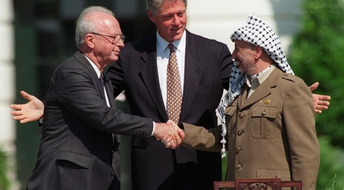 The Peace Process Illusion