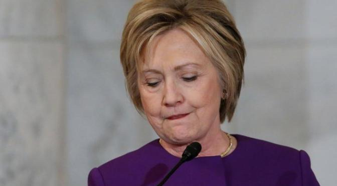 Hillary's Email? It Ain't Over