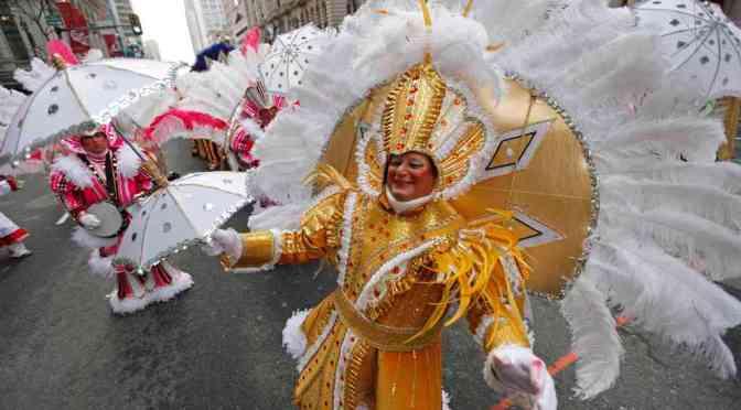 2015 Mummers Parade Online