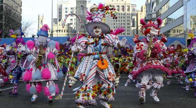 2016 Mummers Parade Online