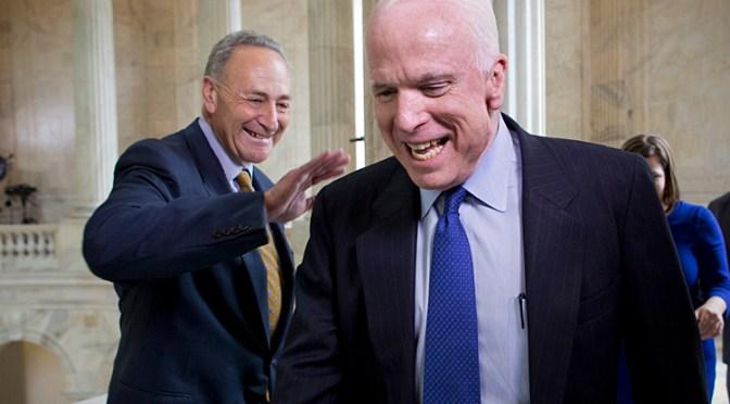 McCain's Last Hurrah?