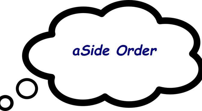 aSide Order