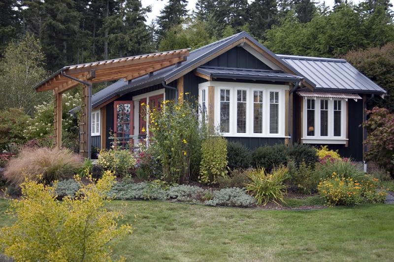 Gilann Ridge Cottage Ross Chapin Architects
