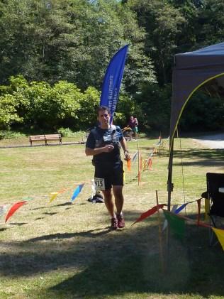 2013 Chuckanut 30K Finish Line