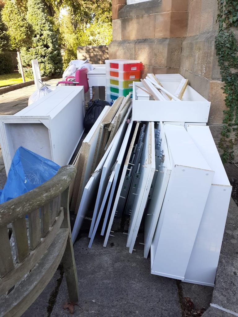 property waste and rubbish removal Glasgow