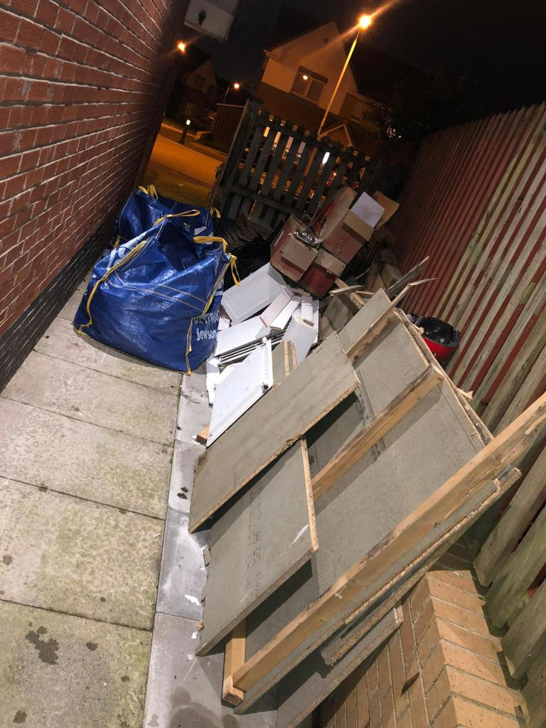 house rubbish removal Glasgow