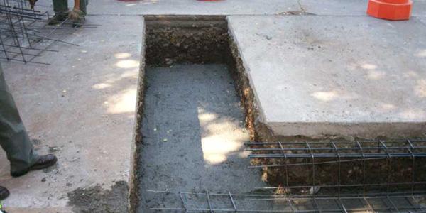 Construccin y mejoramiento sumideros de aguas lluvias