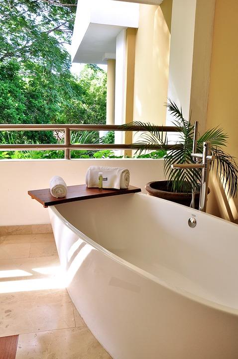 Read more about the article Il nostro bagno diventa una Spa ☯️