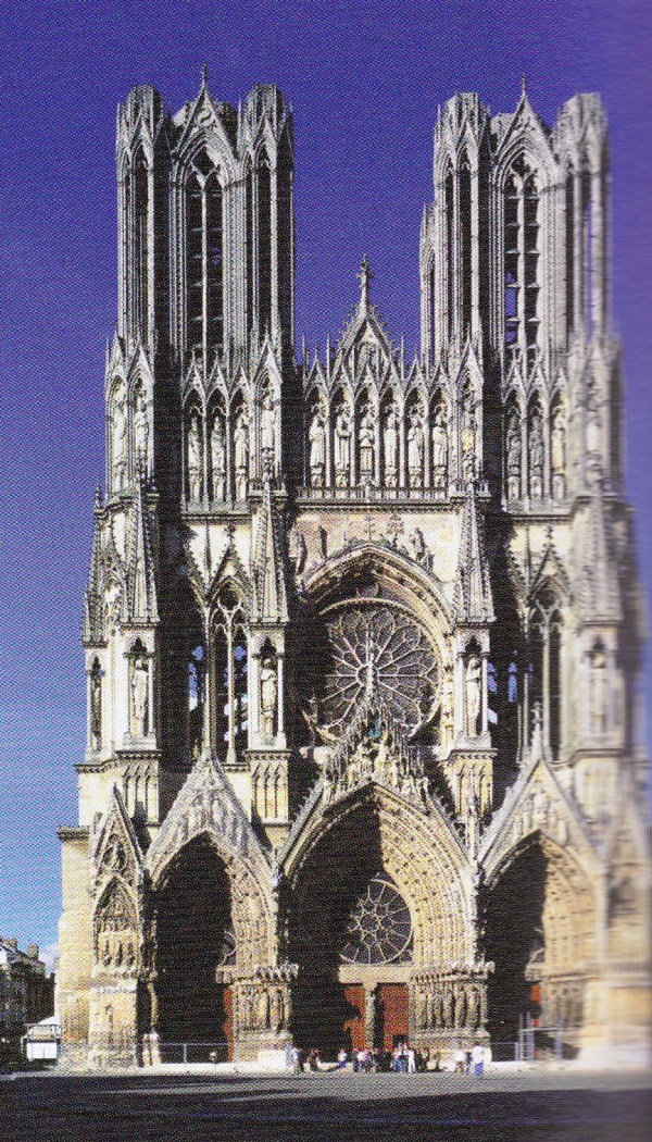 Gothic Cathedral Art