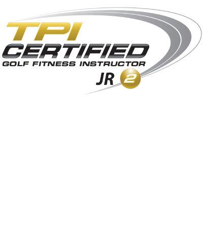 TPI Certified Golf Fitness Instructor JR