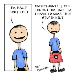 half scottish