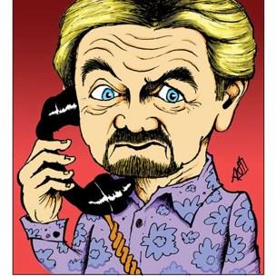 noel edmonds caricature