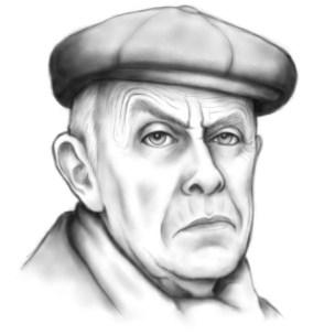 richard wilson victor meldrew caricature