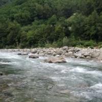 Le pietre del fiume