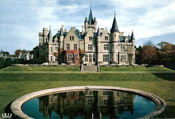 Le château de Miranda