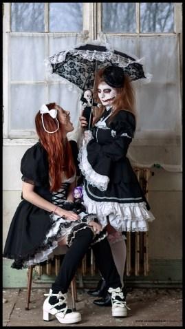 Des poupées macabres, dans un ancien orphelinat.