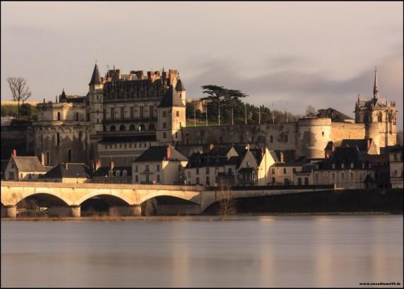 Le château d'Amboise.