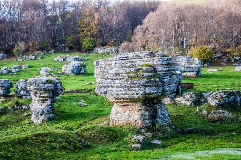 Valle delle Sfingi - Lessinia, Veneto, Italy - rossiwrites.com