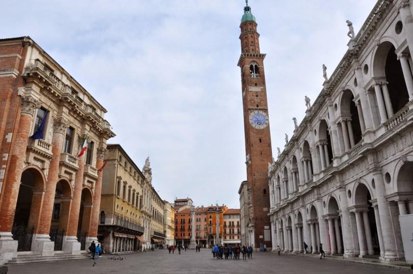 Piazza dei Signori - Vicenza, Veneto, Italy - www.rossiwrites.com