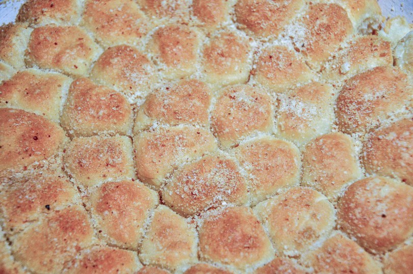 Homemade milinki - Bulgarian Food - Varna, Bulgaria - www.rossiwrites.com