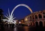 The Christmas Star, Arena di Verona, Verona, Veneto, Italy - www.rossiwrites.com