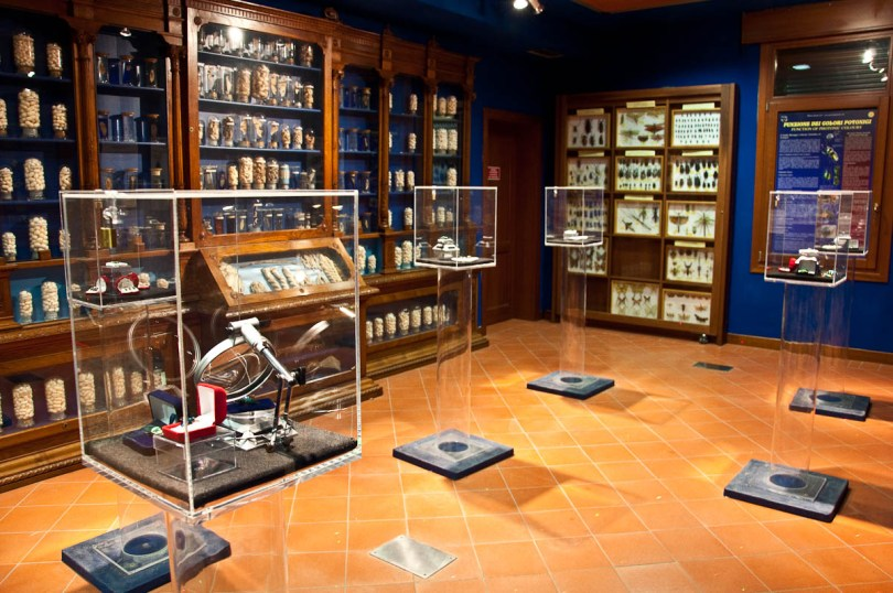 Display room, Esapolis, Padua, Veneto, Italy - www.rossiwrites.com