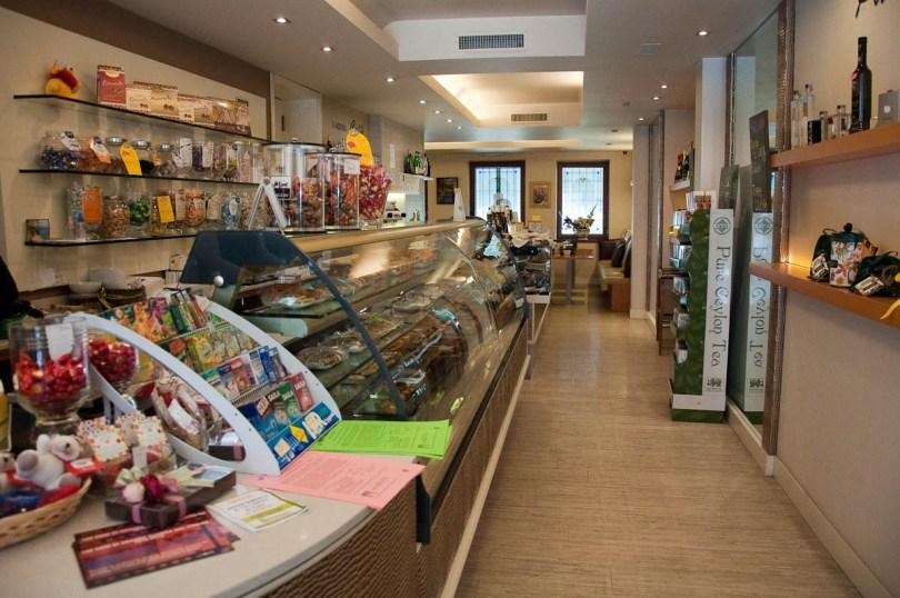 Inside Pasticceria Secco, Vicenza, Italy - www.rossiwrites.com