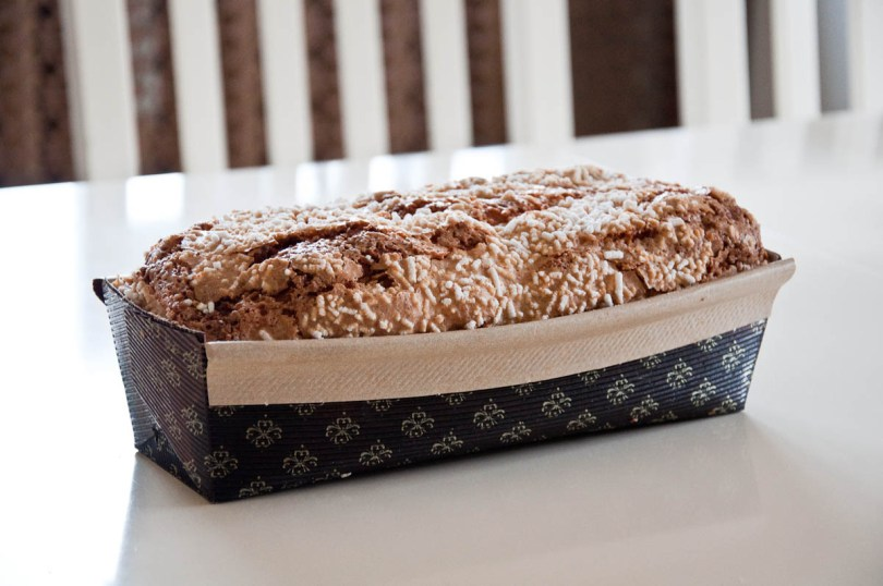 Artisan Cherry Loaf, Marostica, Veneto, Italy - www.rossiwrites.com