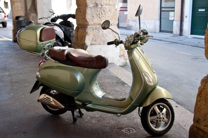 Lambretta, Vicenza, Veneto, Italy - www.rossiwrites.com