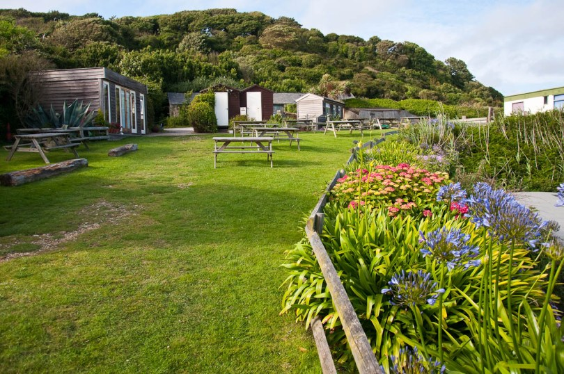 Castlehaven Caravan Park, Isle of Wight, UK - www.rossiwrites.com