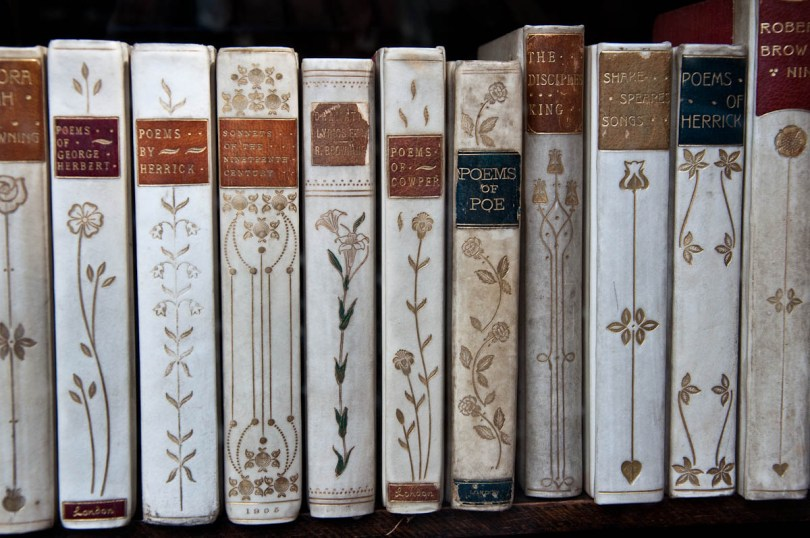 Rare books, Cambridge, England - www.rossiwrites.com